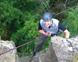 Team Abseiling Adventure Activity
