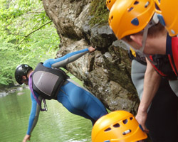 Team Gorge Walking Activity