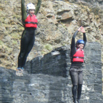 Team Coasteering Activity