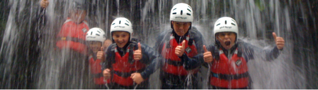 Adventure Activities for School and Youth Groups